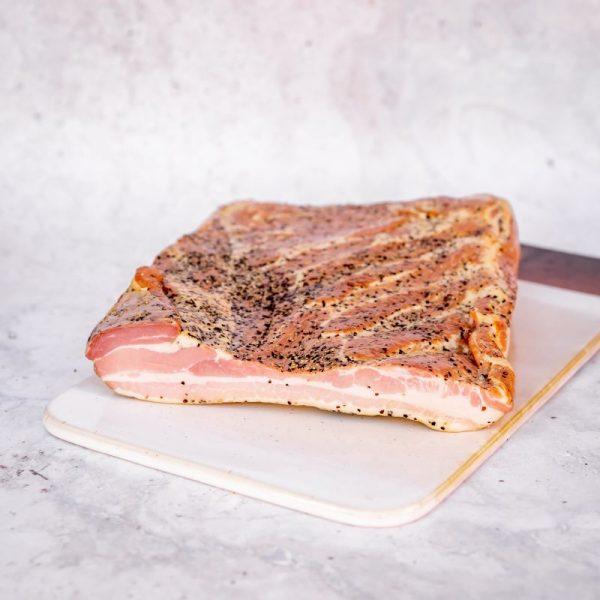 DSC08116 Chef's Flat Pancetta Mild